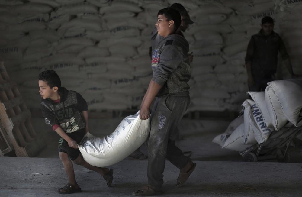 Agencia palestina de la ONU en búsqueda urgente de efectivo en reunión mundial en Roma
