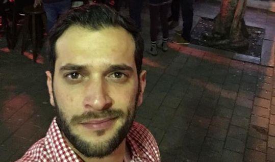 """Alon Bakal fue asesinado a tiros en Tel Aviv. Él tenía 26 años. Un voluntario en una organización humanitaria. Era lo que ellos llaman un """"defensor de los derechos humanos""""."""