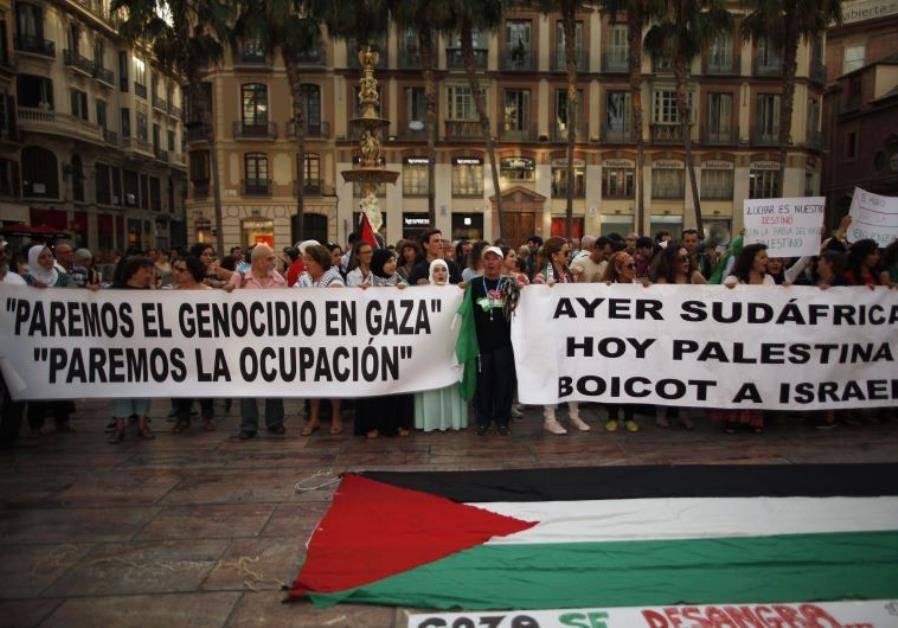 """Activista pro-Israel será juzgado en España por """"intimidación"""" al BDS - Angel MAS - ACOM"""