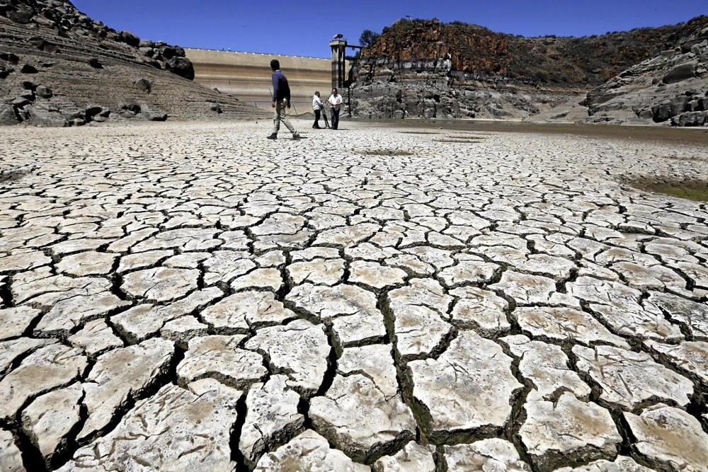 Ciudad del Cabo, Sudáfrica, pronto se quedará sin agua - Israel