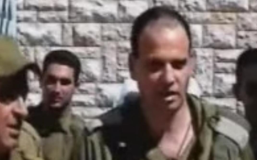 Erez Gerstein (captura de pantalla de YouTube)