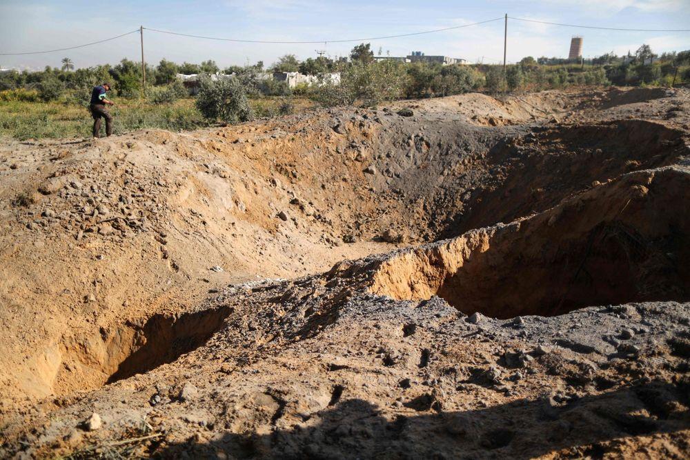 Fuerzas de Defensa de Israel destruyen dos túneles de Gaza en medio de crecientes tensiones fronterizas
