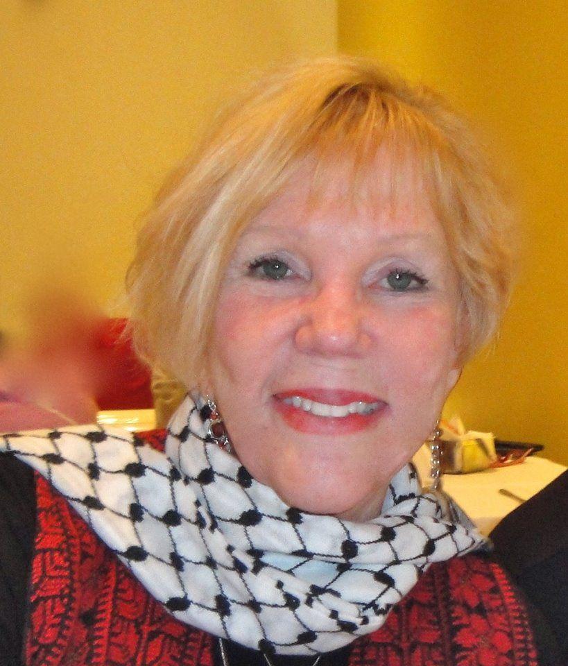 Greta Berlin, vocera y cofundadora del Movimiento Free Gaza.(Engelo, CC-BY-SA, a través de wikipedia)