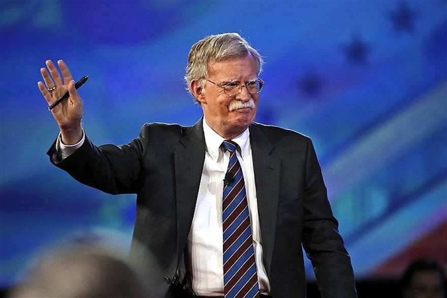 Ministros israelíes elogian nombramiento de John Bolton