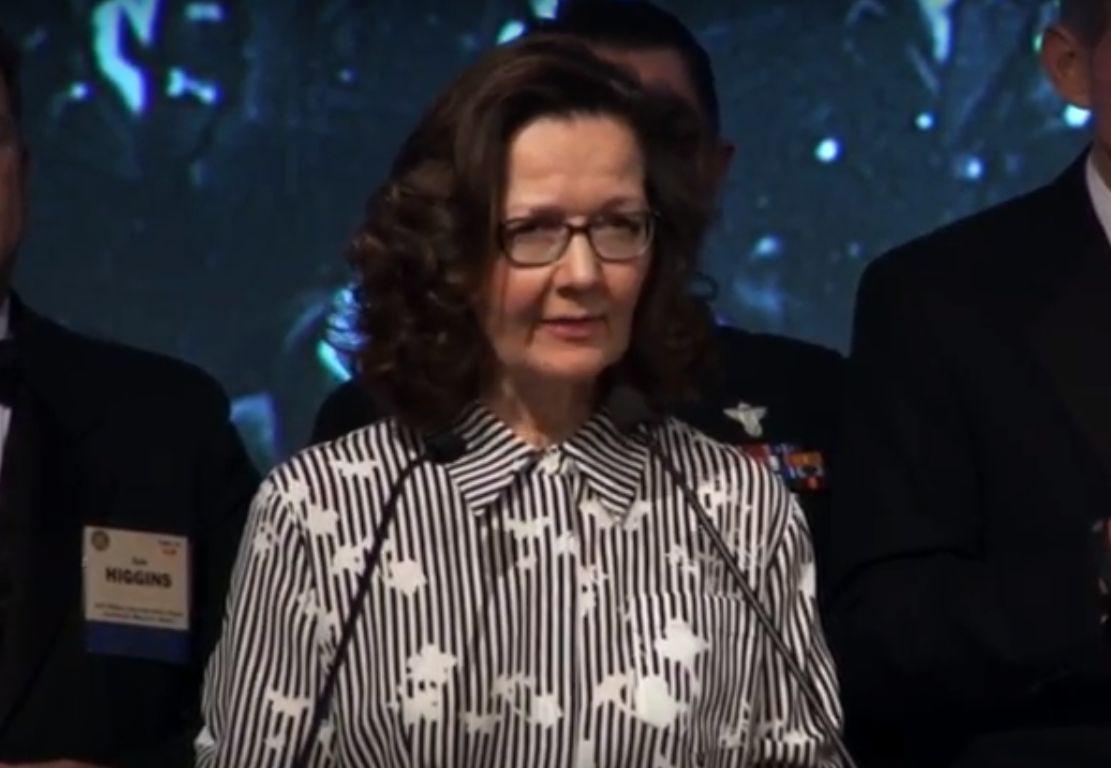 La entrante directora de la CIA, Gina Haspel.(Captura de pantalla: Youtube)