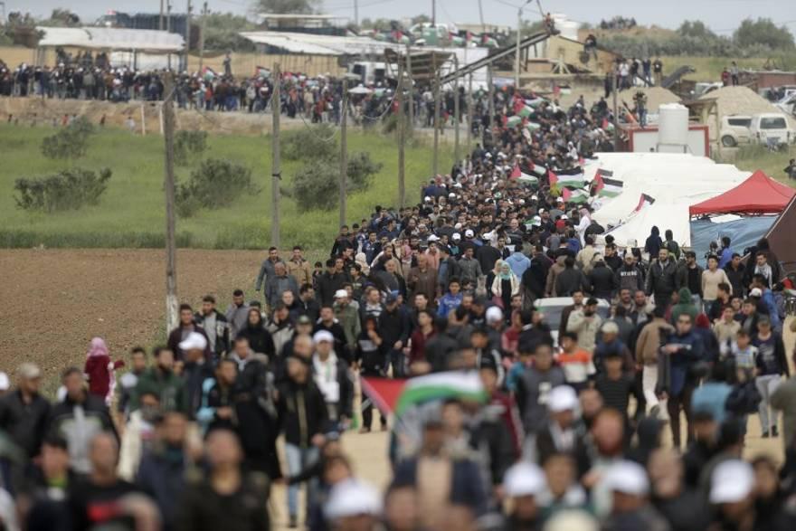 Ministro de Defensa de Israel envía advertencia en árabe a los gazatíes