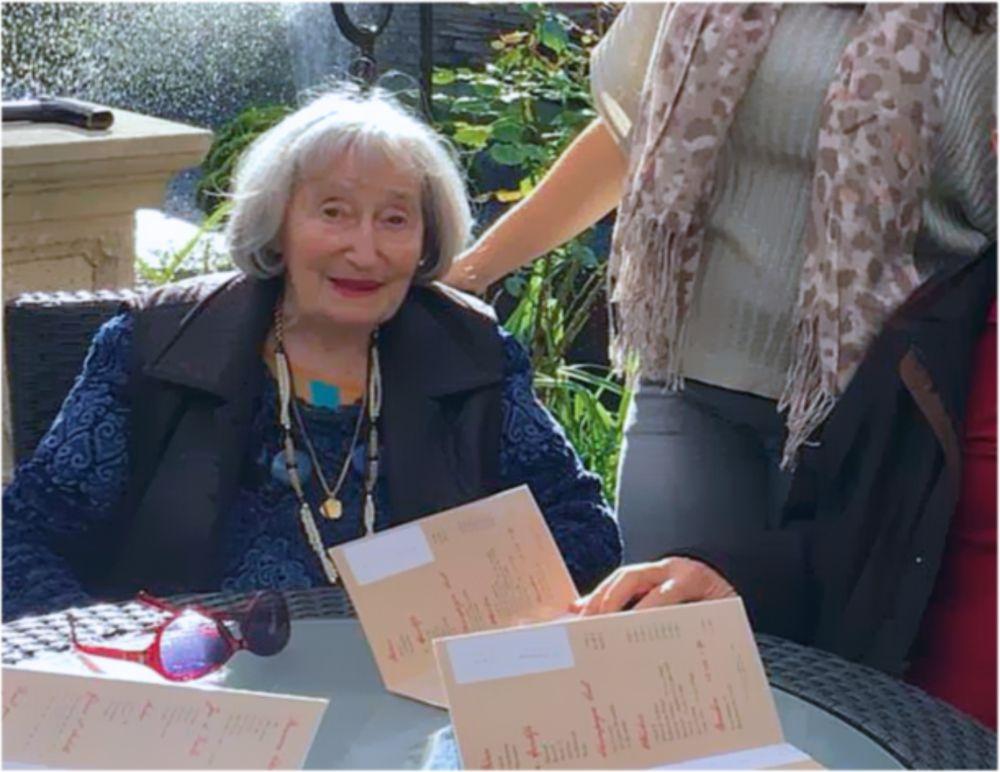 Dos detenidos por el brutal asesinato en Francia de una sobreviviente del Holocausto - Mireille Knoll