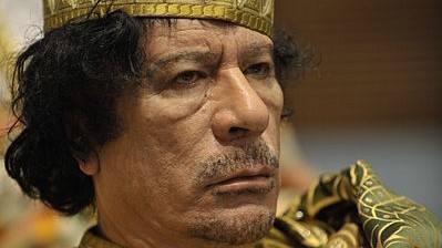 Muammar Gaddafi (Jesse B. Awalt / Wikimedia Commons)