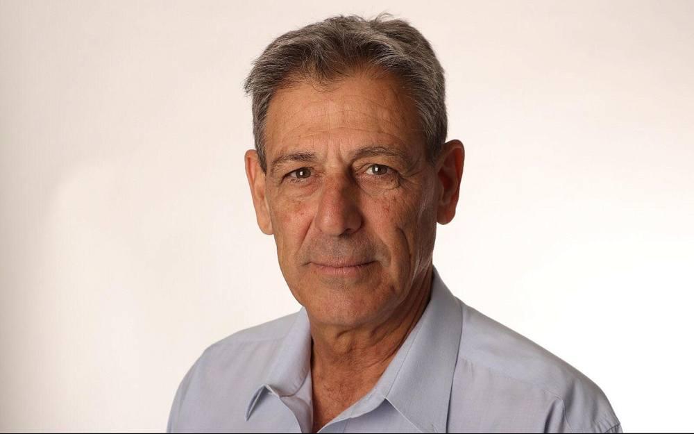 Ram Ben-Barak, ex subdirector del Mossad.(Assaf Feuerstein)