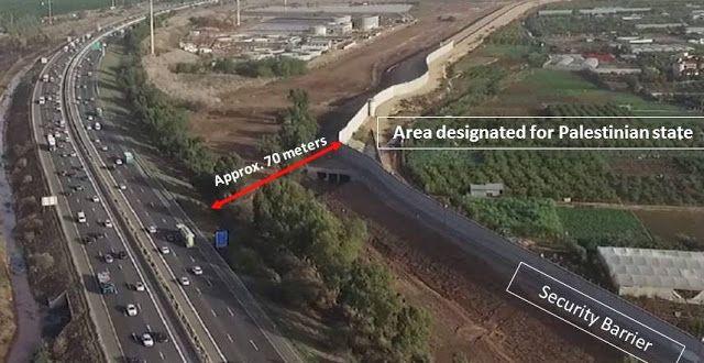 Túneles del terror y transporte (Foto: Israel Institute for Strategic Studies)