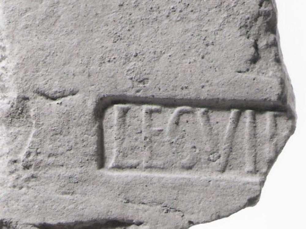 Se encuentra en la base de la Legio VI Ferrata, o acorazados de la Sexta Legión, Meguido. (Foto: Dr. Yotam Tepper)