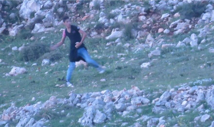 30 árabes atacaron la comunidad judía Givat Ronen