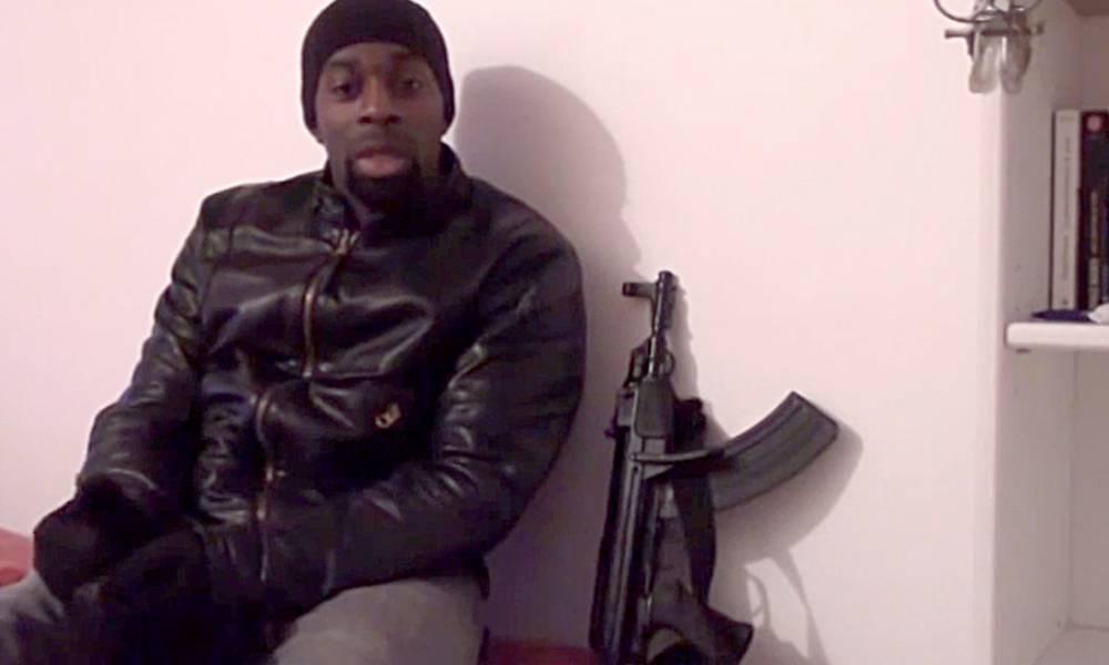 Amedy Coulibaly llevó a cabo un ataque terrorista en París en 2015 con rifles automáticos reactivados.Fotografía: Reuters