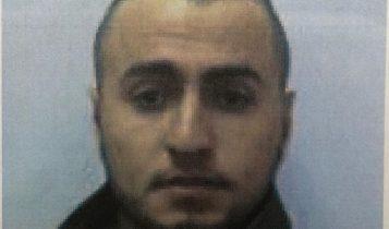 Amin Saadi Muhammad Jumma'a, miembro del grupo terrorista Jihad Islámica Palestina arrestado por Israel en marzo.(Shin Bet)