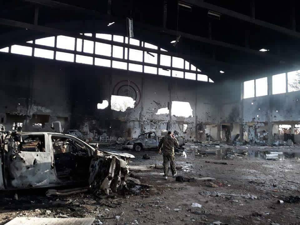Siria prohíbe a Irán usar sus hangares después de ataques israelíes - Informe