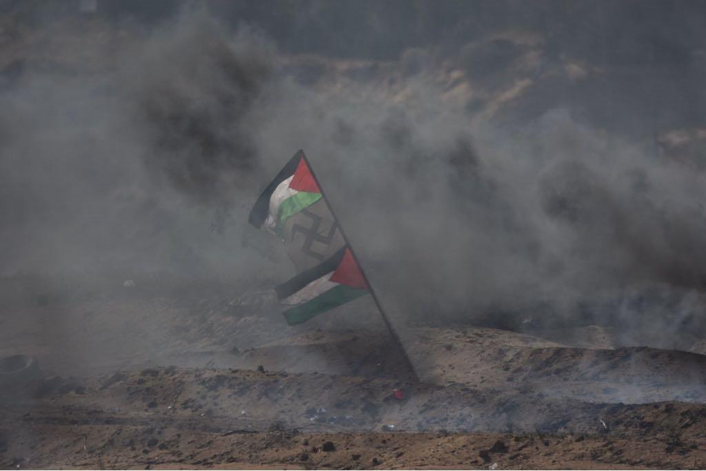 FDI impidió a los terroristas palestinos infiltrarse en Israel