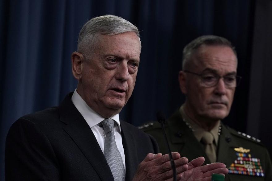 EE.UU informa cuáles fueron sus objetivos de ataque en Siria