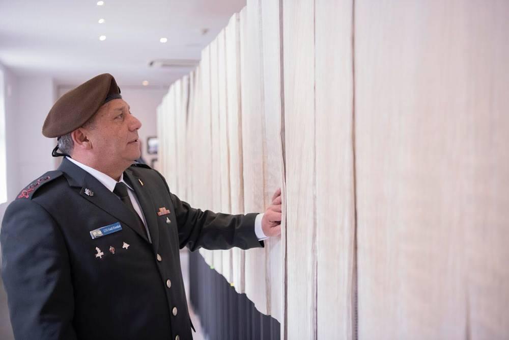 """Jefe de las FDI en Polonia: el ejército pone el significado detrás de """"Nunca más"""""""