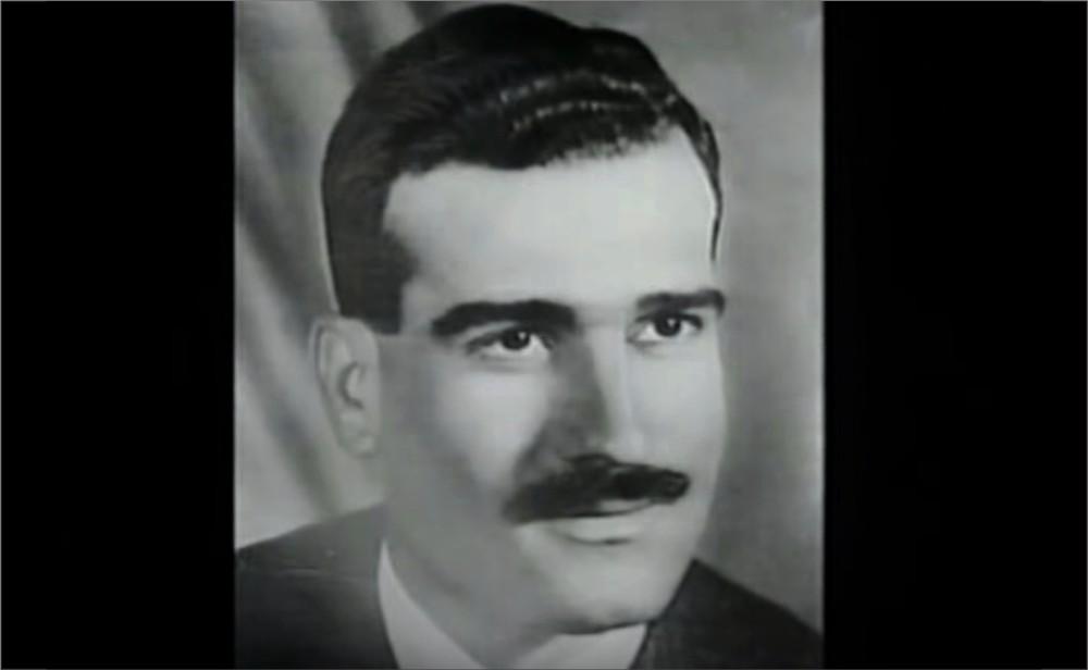 Eli Cohen es el espía legendario de Israel, y las operaciones para recuperar sus restos continúan. (Gobierno de Israel)