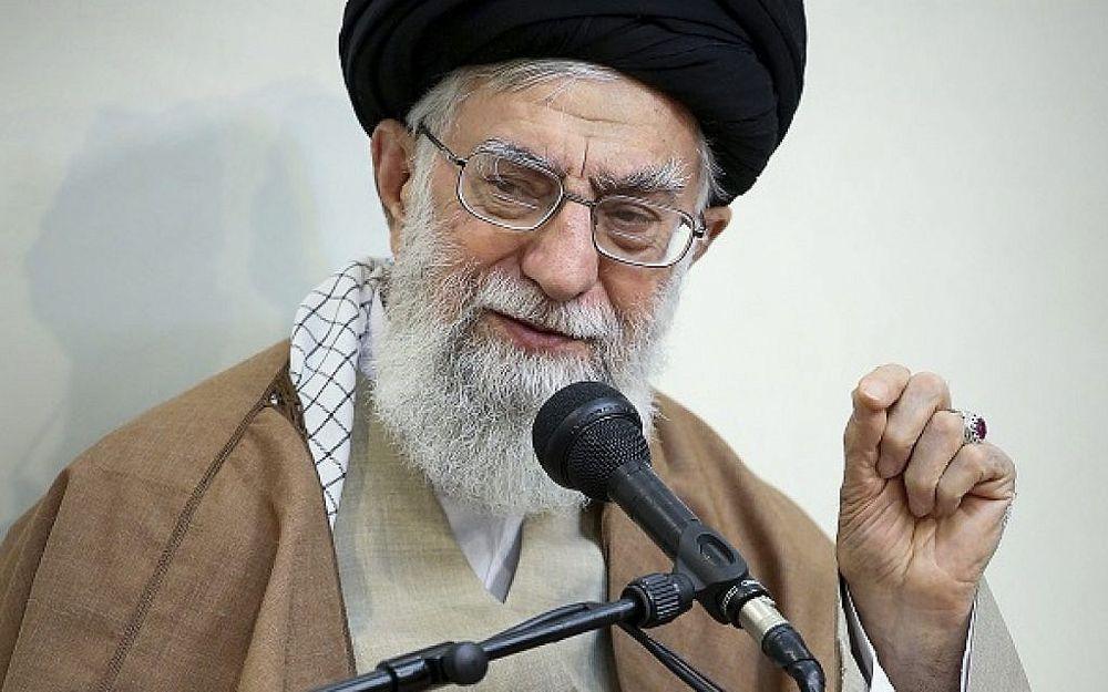 """Khamenei explicó que no quiere aniquilar a todos los judíos: """"solo a los de Israel"""""""