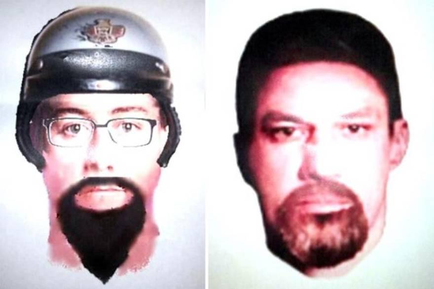 Malasia publica bocetos de sospechosos de ataque a experto en cohetes de Hamas