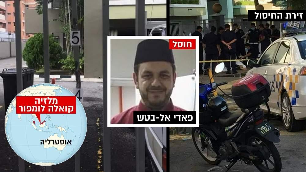 Matan a ingeniero de Hamas en Malasia - Familia culpa al Mossad