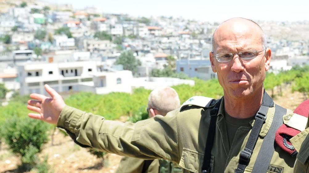 Maj. Gen. Nitzan Alon (crédito de la foto: Portavoz de las FDI / Flash 90)
