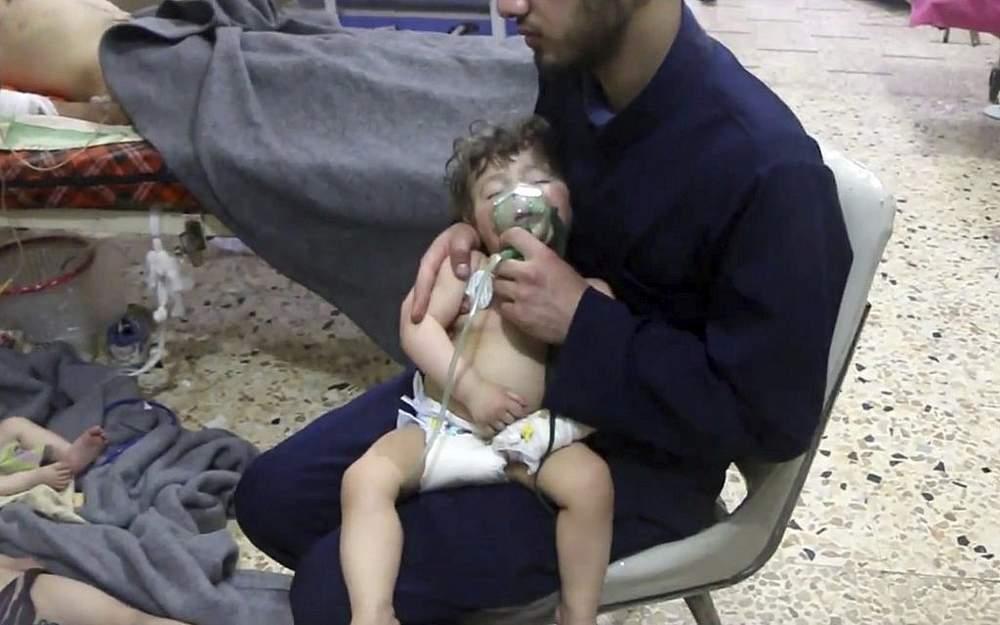 ¿Por qué Assad usó armas químicas? Porque puede