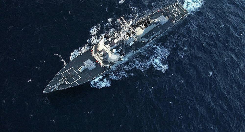 Se dirige a las costas de Siria el destructor USS Donald Cook de la armada de EE.UU - Reportan medios