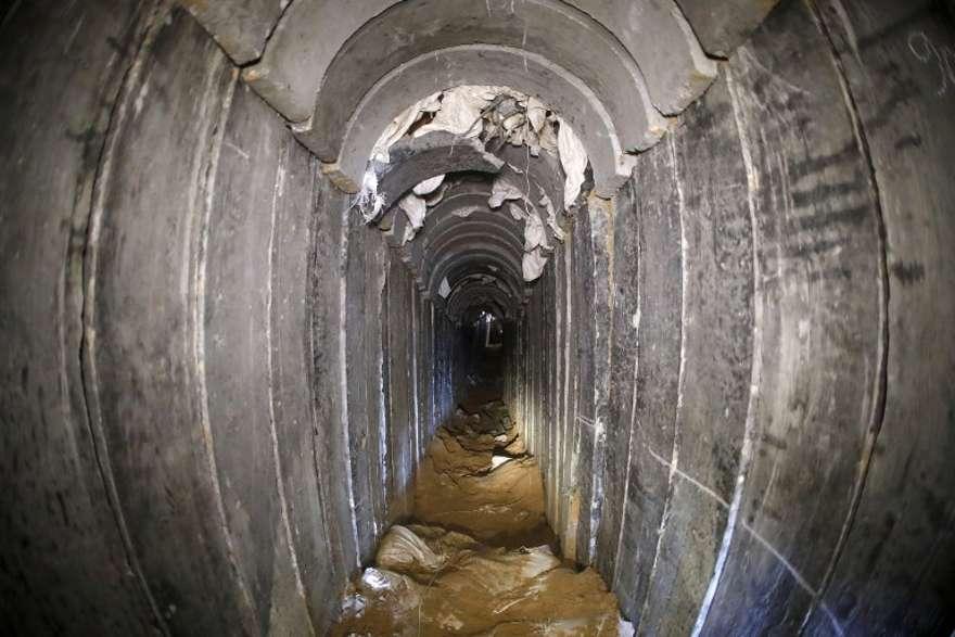 Un miembro de Hamas muere en colapso de túnel