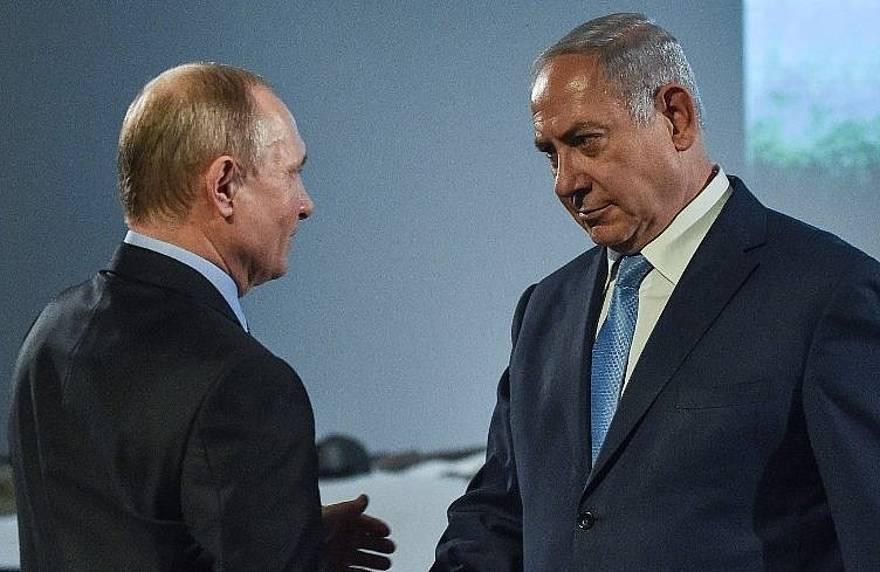 Israel y Rusia acordaron expulsar a Irán de la frontera con Siria