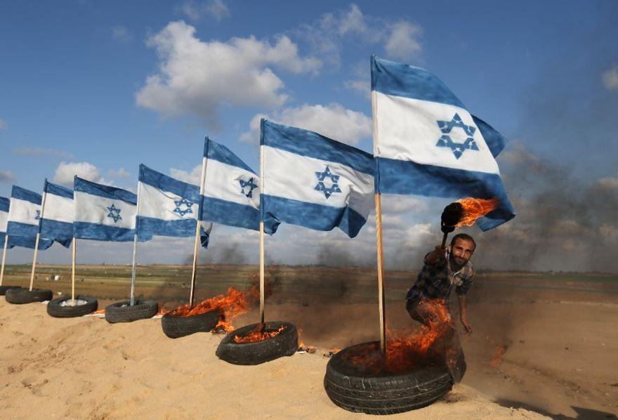 Nueva ronda de violencia islamista masiva desde Gaza contra Israel