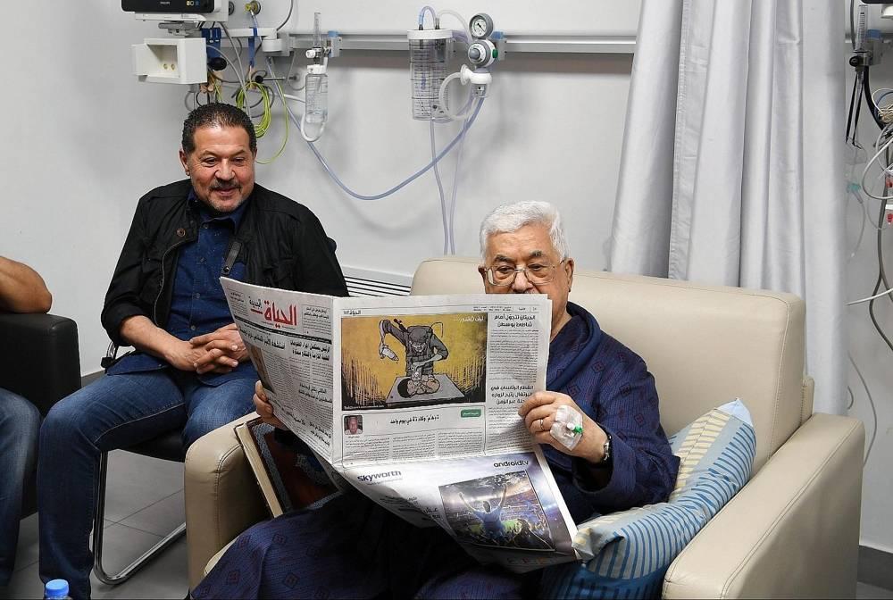 Si preguntas por el sucesor de Abbas, no estás prestando atención