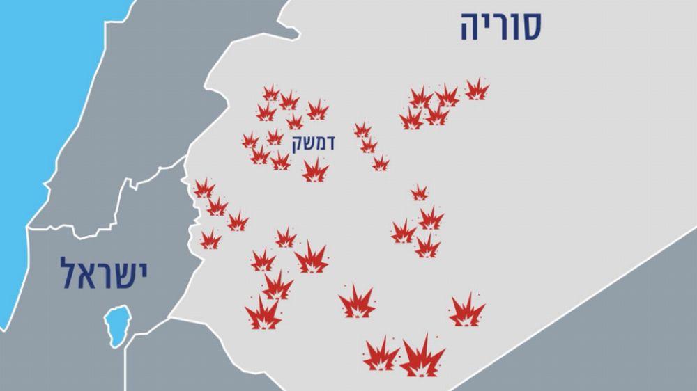 Incursiones nocturnas de Israel retrasaron a Irán en Siria por muchos meses