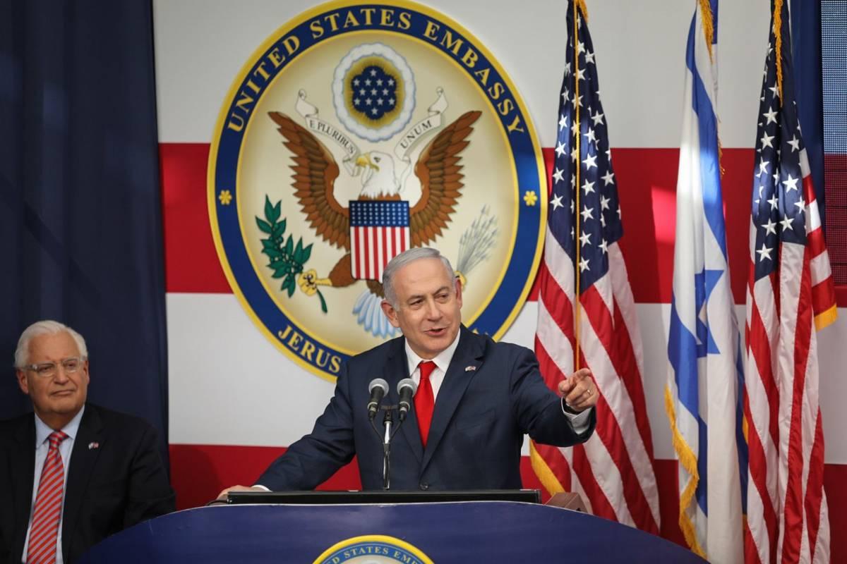 Discurso de Netanyahu en inauguración de Embajada de EE. UU. en Jerusalem - Texto completo