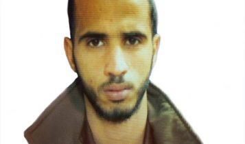 El operario de Hamas capturado Salim Abu-Daher (Shin Bet)