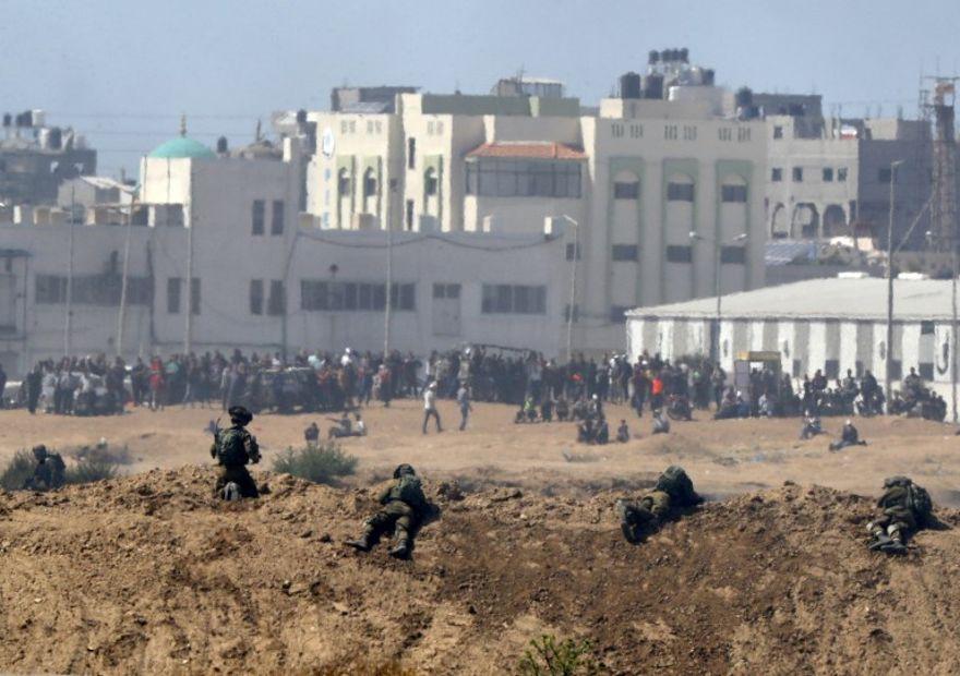 """Portavoz de las FDI en artículo de opinión en WSJ: """"el mundo cayó en la smentiras de Hamas"""""""