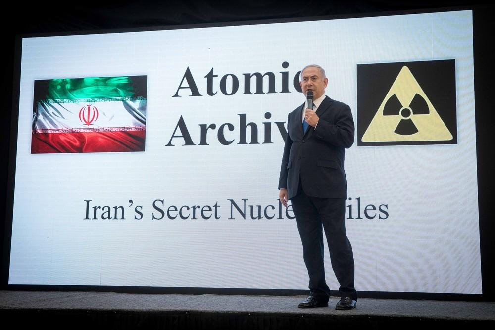 Funcionarios europeos vendrán a Israel a ver el archivo nuclear secreto de Irán