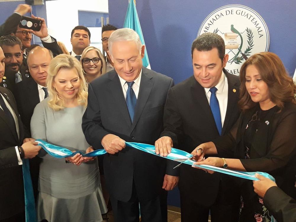 Guatemala inauguró su embajada en Jerusalem | Noticias de Israel