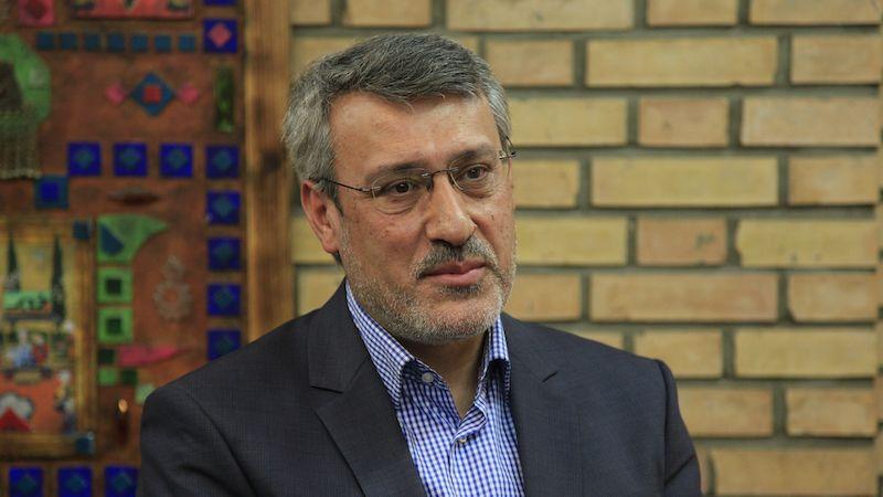 Hamid Baeidinejad, un importante negociador nuclear iraní y jefe de asuntos políticos y seguridad internacional en el Ministerio de Relaciones Exteriores.(Wikipedia / M.karbassi / CC BY-SA 4.0)