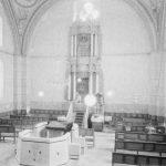 La sinagoga Tiferet Israel 1898 1914 II