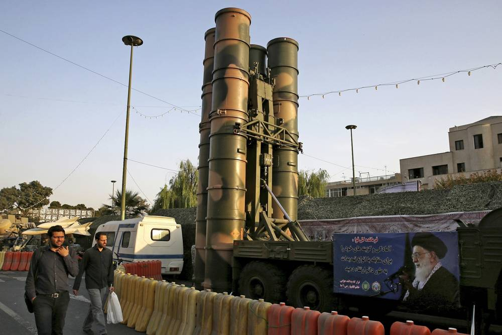 Moscú dice que no suministrará defensas antiaéreas avanzadas a Siria