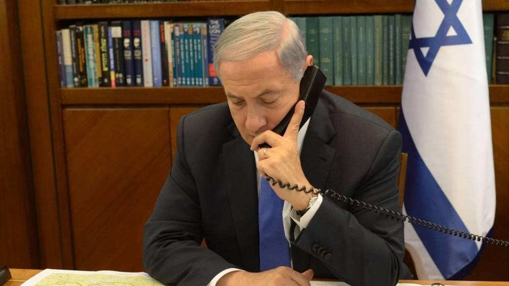 """Netanyahu se queja con Zuckerberg porque Facebook está """"socavando su campaña"""""""