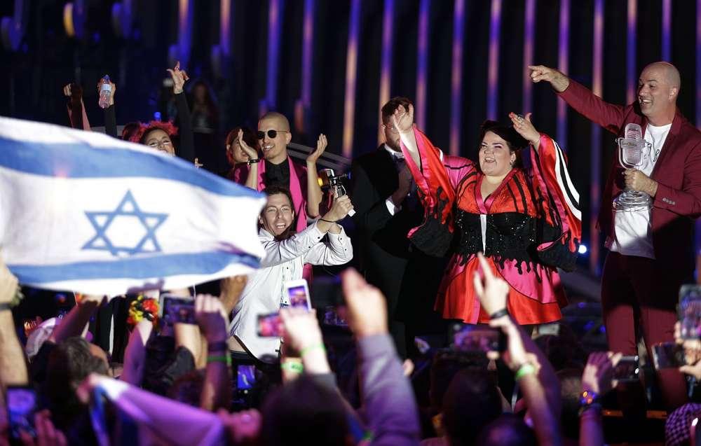 Netta Barzilai: lo genial es que cambemos la imagen de Israel