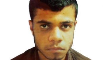 Operativo capturado de Hamas Yahya Ijlah (Shin Bet)