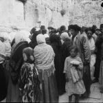 Oraciones en el Muro Occidental