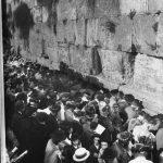 Oraciones en el Muro Occidental 1920 1933