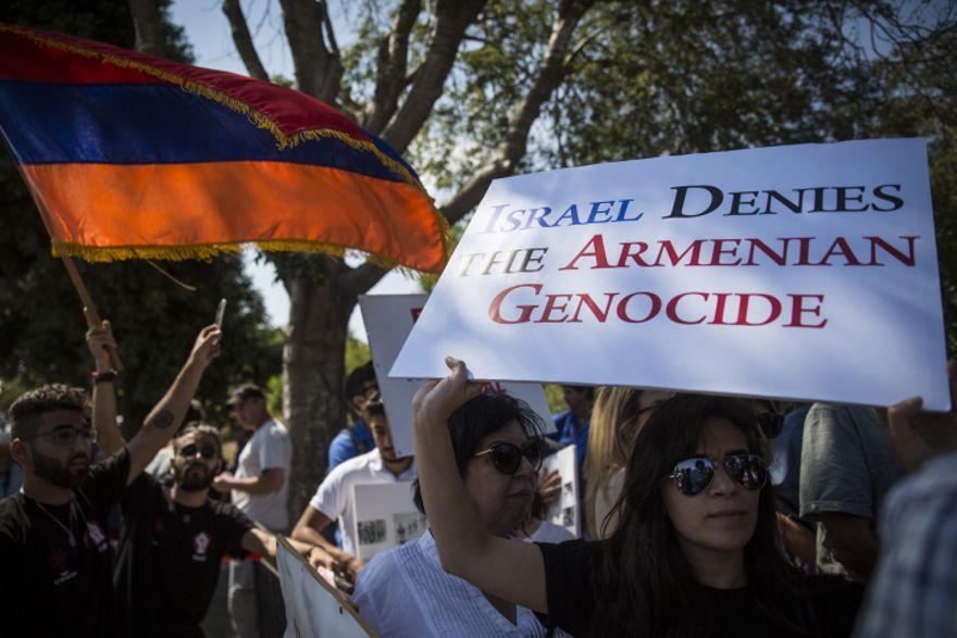Turquía dice que Israel se perjudicará si reconoce el genocidio armenio