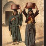 Vendedoras de leche