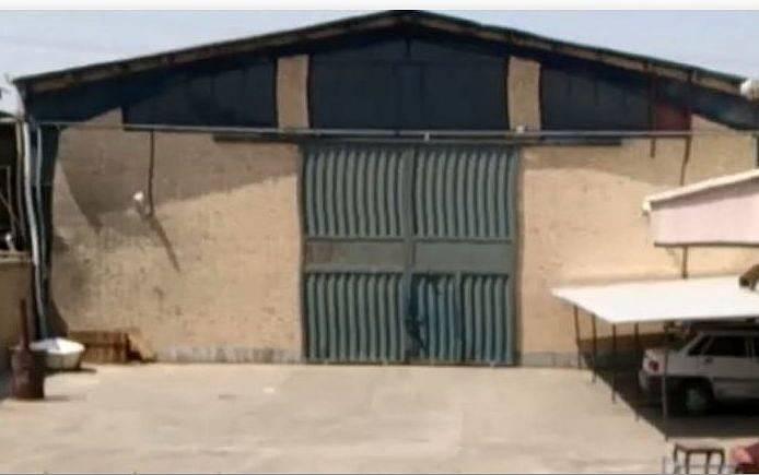 Un almacén en Shorabad, al sur de Teherán, donde agentes del Mossad descubrieron y extrajeron decenas de miles de archivos secretos pertenecientes al programa de armas nucleares de Irán (Oficina del Primer Ministro)